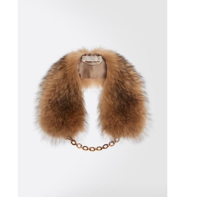 Fur colar Max Mara | tlife.gr