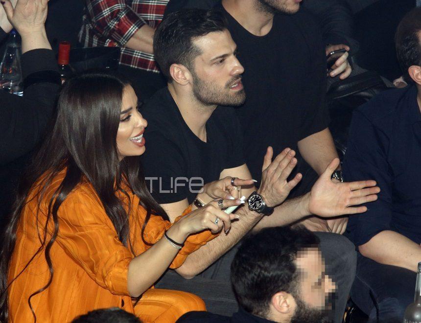 Ελένη Φουρέιρα – Κωνσταντίνος Αργυρός: Διασκέδασαν μαζί στη Μαρινέλλα! [pics] | tlife.gr