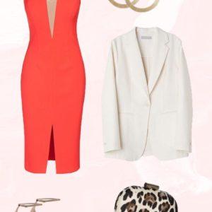 Το κόκκινο φόρεμα