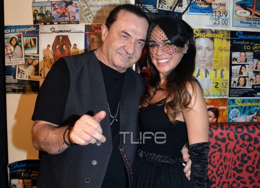 Κόνι Μεταξά: Με εντυπωσιακό look στο live του πατέρα της Λευτέρη Πανταζή στο Γκάζι! [pics] | tlife.gr
