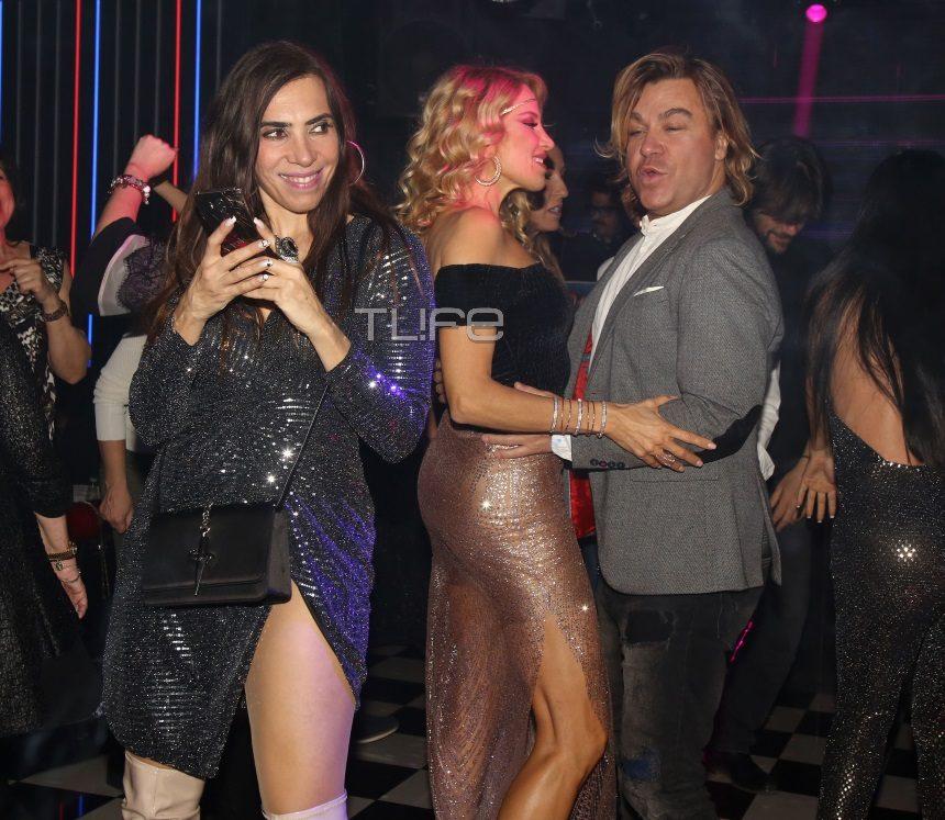 Disco is Back! Οι celebrities διασκέδασαν σε θρυλική ντισκοτέκ – Φωτογραφίες | tlife.gr