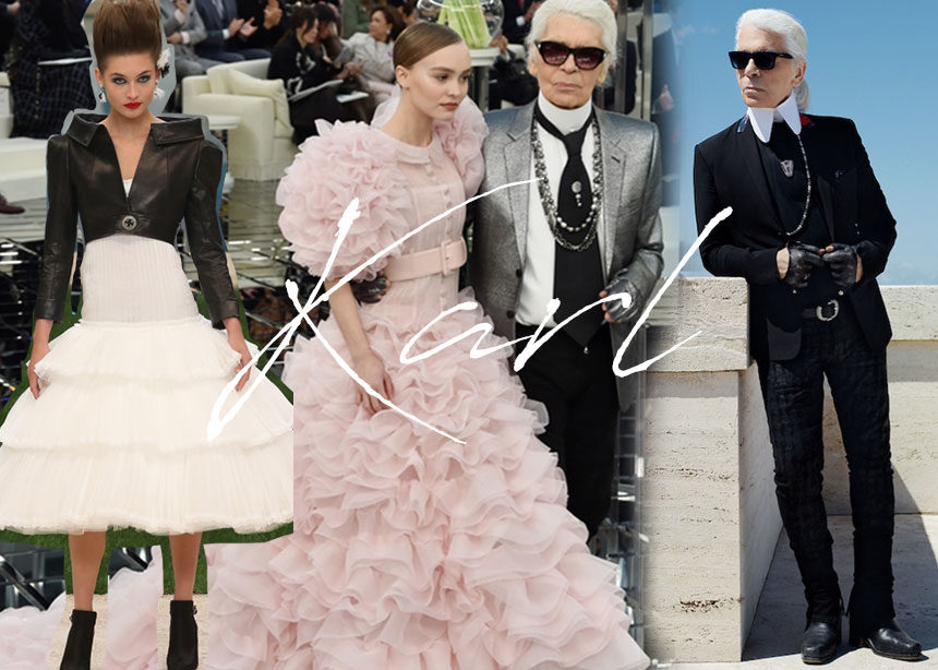 Καρλ Λάγκερφελντ: Ένας θρύλος της μόδας, μια ισχυρή φυσιογνωμία της σύγχρονης αισθητικής | tlife.gr