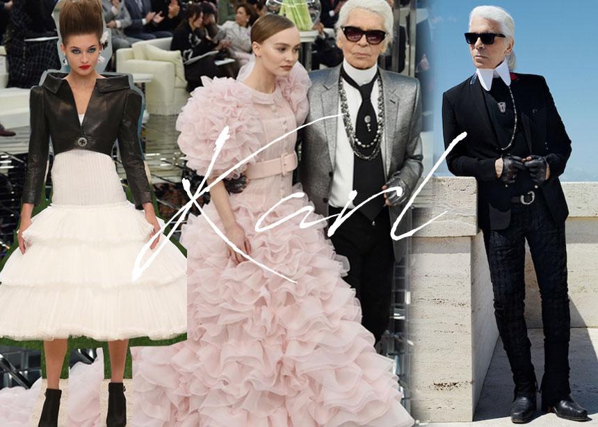 Καρλ Λάγκερφελντ: Ένας θρύλος της μόδας, μια ισχυρή φυσιογνωμία της σύγχρονης αισθητικής   tlife.gr