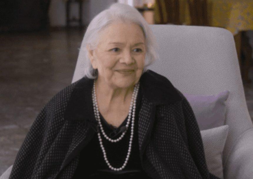Μαίρη Λίντα: Αυτός είναι ο λόγος που επέλεξε να βρίσκεται σήμερα μέσα στο Γηροκομείο Αθηνών! (video) | tlife.gr