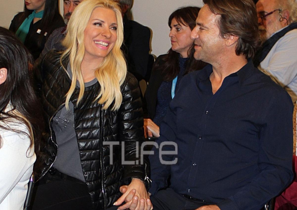 Παντού μαζί Ελένη Μενεγάκη και Μάκης Παντζόπουλος: Η νέα κοινή εμφάνιση του ερωτευμένου ζευγαριού! (pics) | tlife.gr