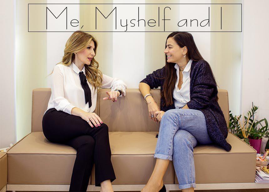 Me, Myshelf and I: Τι καλλυντικά χρησιμοποιεί μια δερματολόγος; | tlife.gr