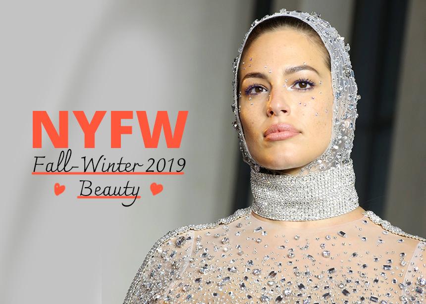 Το fashion week της Νέας Υόρκης μας πείθει να επιστρέψουμε στο full makeup!