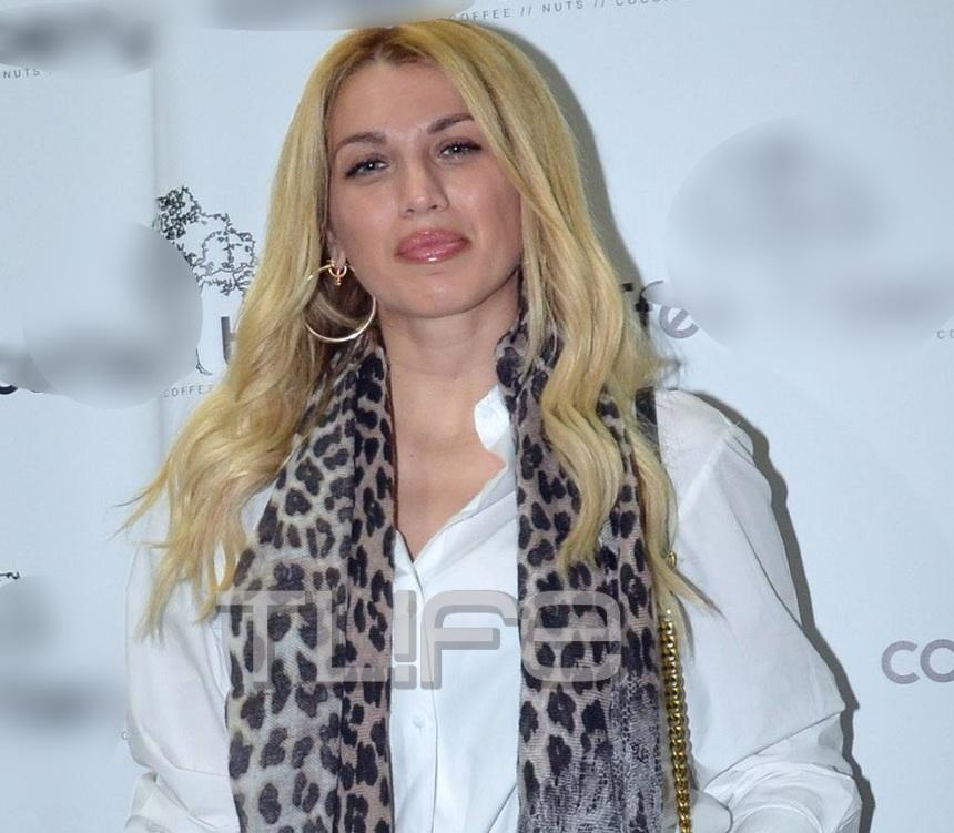 Κωνσταντίνα Σπυροπούλου: Συνάντηση με φίλους μετά την ολοκλήρωση του My Style Rocks! [pics]   tlife.gr