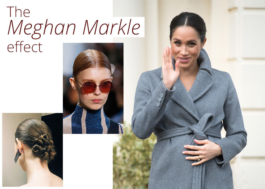 The Meghan Markle effect! Αυτό είναι το χτένισμα που κυριαρχεί στις πασαρέλες τώρα! | tlife.gr