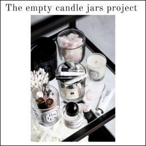 Όλα εκείνα που μπορείς να κάνεις με τα άδεια βαζάκια από κερί (και πώς τα καθαρίζεις)!