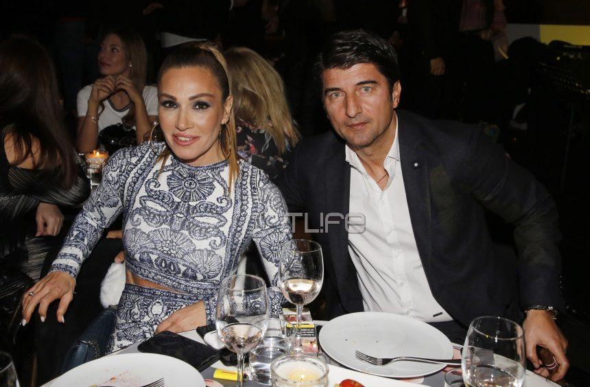 Ελένη Πετρουλάκη: Σπάνια βραδινή έξοδος με τον γοητευτικό σύζυγό της, Ίλια Ίβιτς! [pics] | tlife.gr