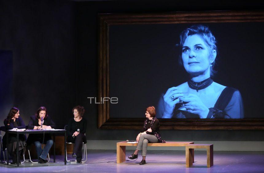 Χρύσα Σπηλιώτη: Οι συνάδελφοί της δεν ξέχασαν την ηθοποιό που χάθηκε στο Μάτι! Φωτογραφίες από την εκδήλωση στη μνήμη της | tlife.gr