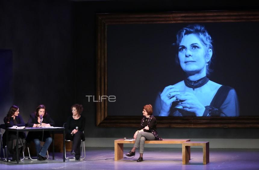 Χρύσα Σπηλιώτη: Οι συνάδελφοί της δεν ξέχασαν την ηθοποιό που χάθηκε στο Μάτι! Φωτογραφίες από την εκδήλωση στη μνήμη της   tlife.gr