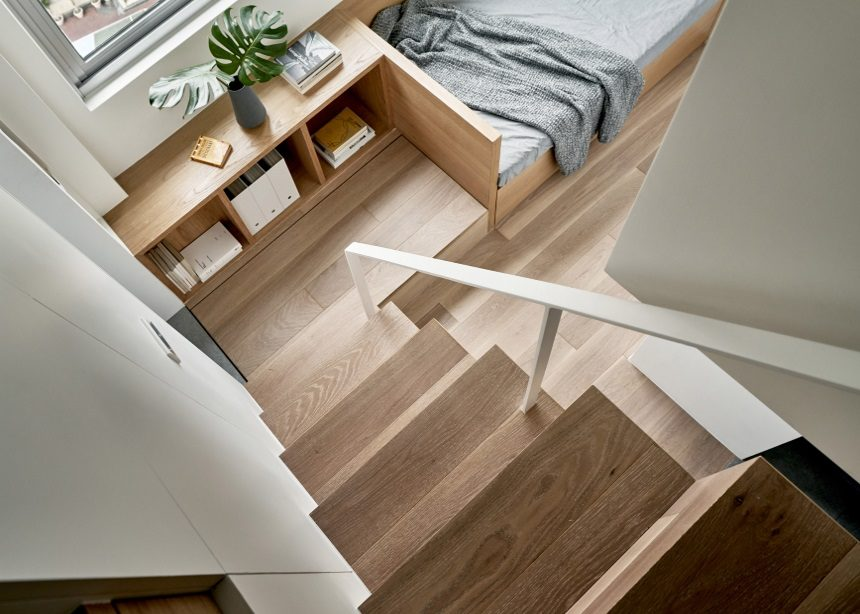 Αυτό το λιλιπούτειο διαμέρισμα στην Ταϊπέι θα σε κάνει να… τρίβεις τα μάτια σου με το στυλ του | tlife.gr