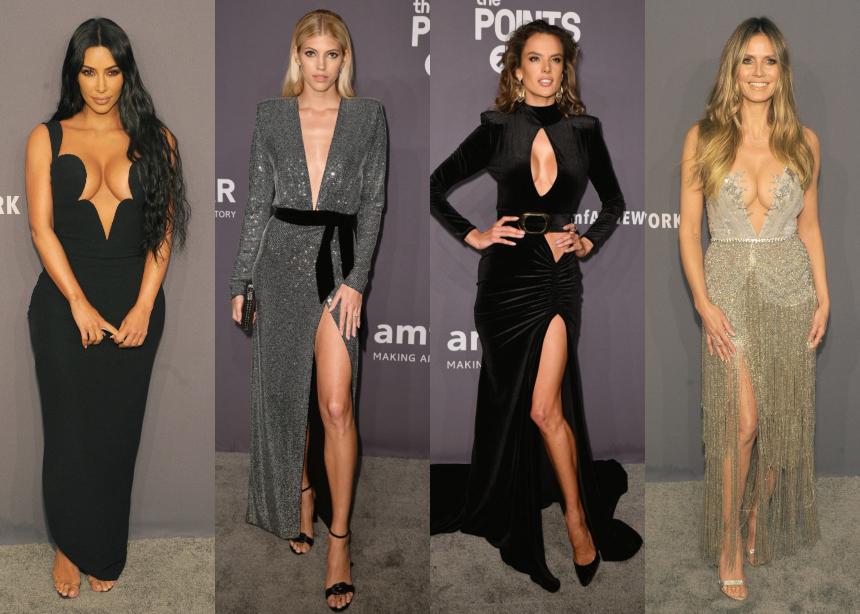 amfAR Gala 2019: Οι διάσημες που έκλεψαν την παράσταση με τα glam looks τους | tlife.gr