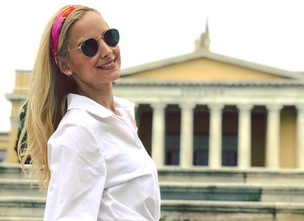Άννη Πανταζή: Η τρυφερή φωτογραφία της 12 ημερών κόρη της!   tlife.gr