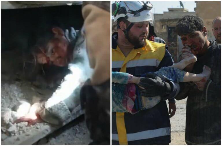 Συρία: Δύο εικόνες ντροπής για την ανθρωπότητα | tlife.gr