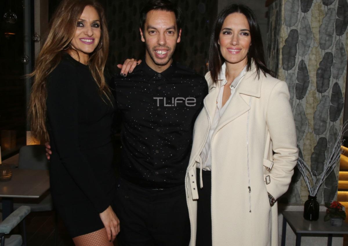 Οι celebrities βρέθηκαν σε εγκαίνια εστιατορίου στην Γλυφάδα! [pics] | tlife.gr