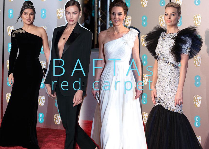 Bafta Winners 2019: BAFTA Awards 2019: Τα Glam Outfits που φόρεσαν οι σταρ και