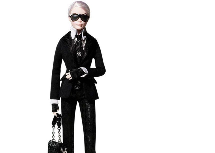 Barbie: Και η αγαπημένη κούκλα όλων των κοριτσιών αποχαιρέτησε τον Karl Lagerfeld | tlife.gr