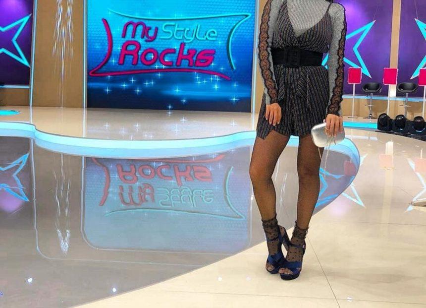 Παίκτρια του «My style rocks» έχει υπάρξει παρουσιάστρια ειδήσεων! [pic]   tlife.gr
