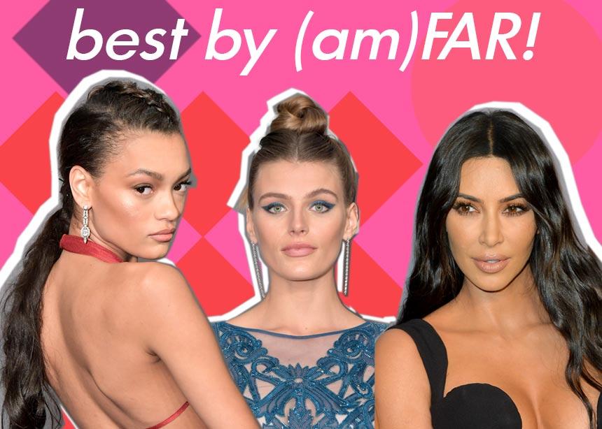 Best by (Am)FAR: 20 ιδέες για μακιγιάζ και μαλλιά που ξεσηκώσαμε από το amFAR! | tlife.gr