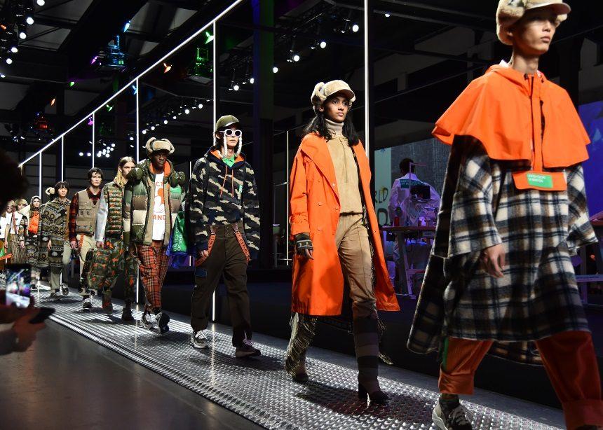 Η United Colors της Benetton  για πρώτη φορά στην εβδομάδα μόδας του Μιλάνου!   tlife.gr