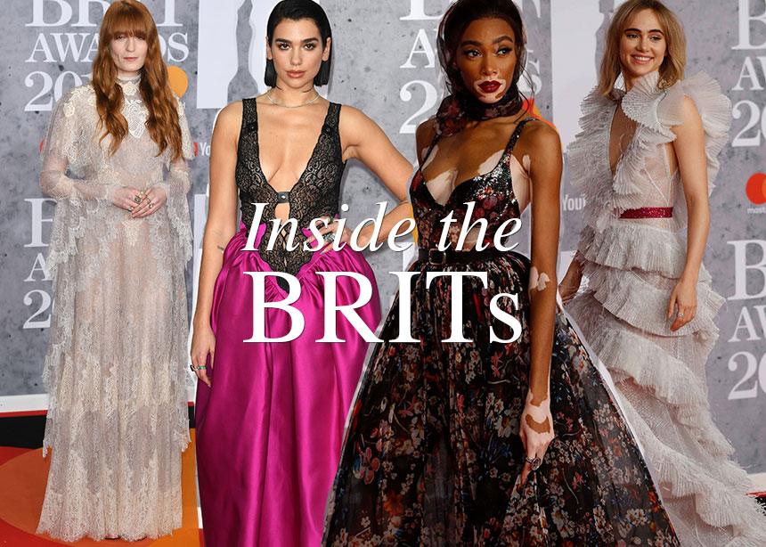 Brit Awards 2019: Οι πιο glam εμφανίσεις στο κόκκινο χαλί και στη σκηνή | tlife.gr