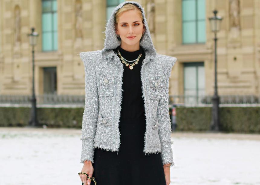Η Chiara Ferragni μας δείχνει 2 τρόπους να φορέσουμε καλσόν αυτό το ΣουΚου! | tlife.gr