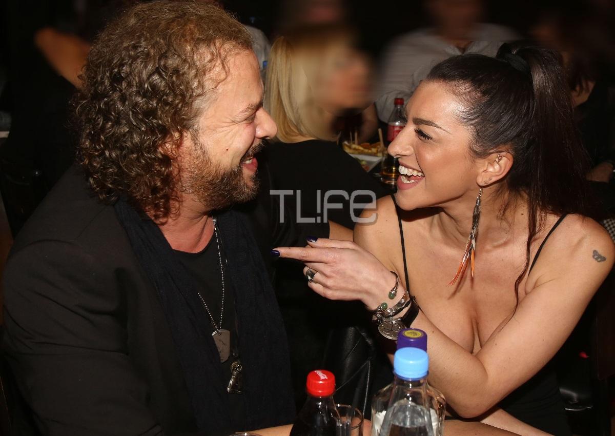 Χρήστος Δάντης: Full in love με τη σύντροφό του, σε κοινή βραδινή τους έξοδο μετά από καιρό! (pics) | tlife.gr