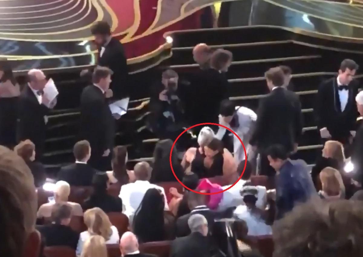 Όσκαρ 2019: H Lady Gaga αγκάλιασε σφιχτά την Irina Shayk και έβαλε τέλος στις φήμες ότι έχουν κακές σχέσεις! (video) | tlife.gr