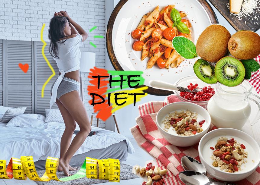 Δίαιτα anti-stress: Το μενού που θα σε βοηθήσει να διώξεις το άγχος και να τρως λιγότερο
