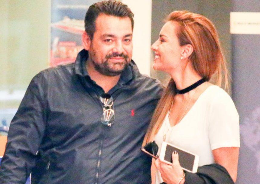 Ελένη Τσολάκη: Η φωτογραφία με τον σύζυγό της και ευχές για την γιορτή του Αγίου Βαλεντίνου! | tlife.gr