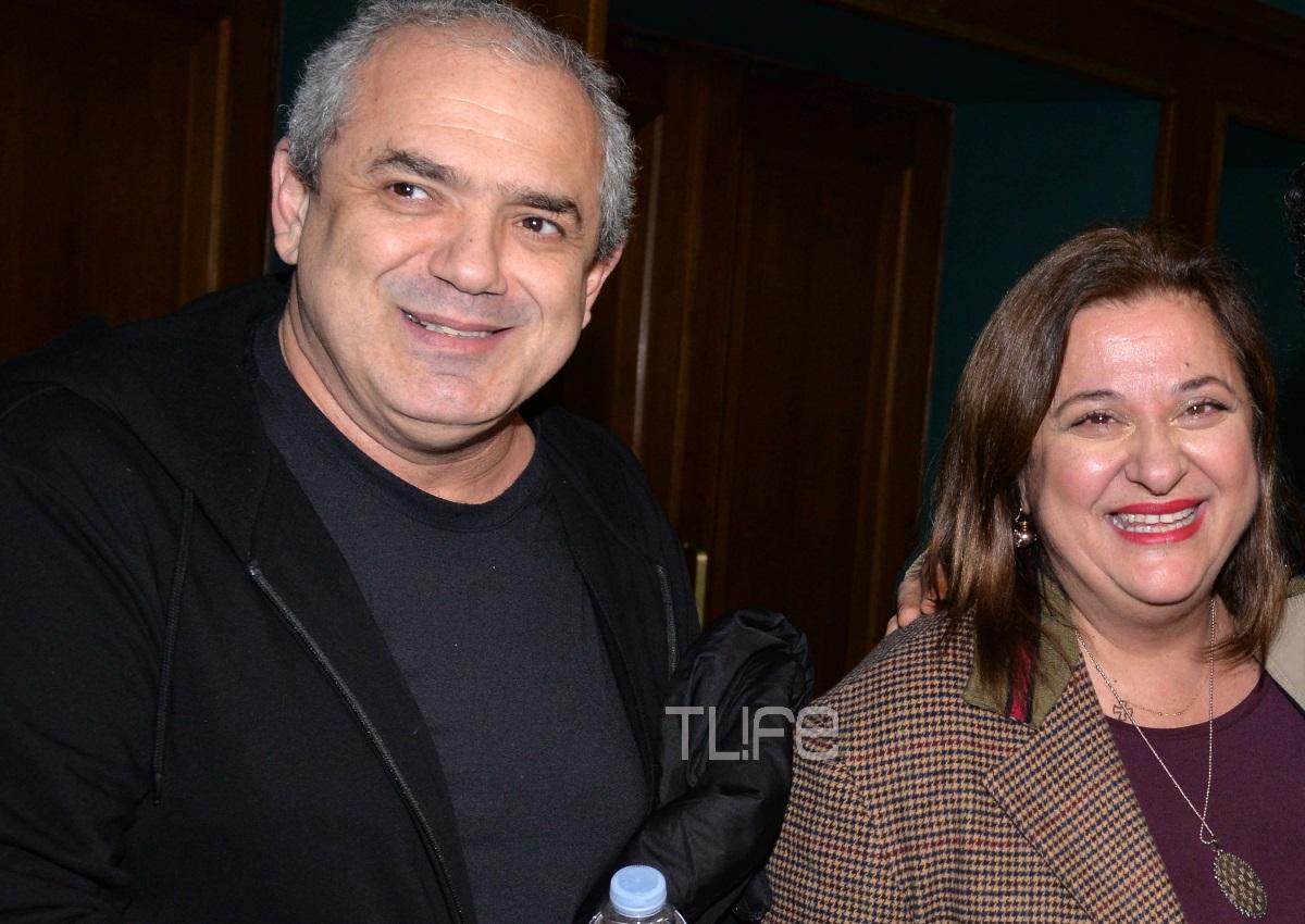 Ελισάβετ Κωνσταντινίδου: Στο θέατρο με τον πρώην σύζυγό της για να απολαύσουν την κόρη τους, Μαρία Χάνου! [pics] | tlife.gr