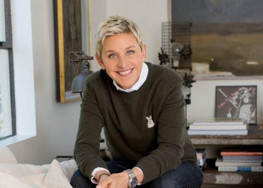 Η Ellen DeGeneres διευρύνει την συλλογή της με είδη σπιτιού με μια νέα σειρά φωτιστικών!   tlife.gr