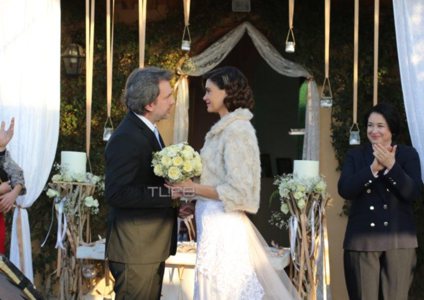 Συγκλονιστικό επεισόδιο σήμερα στην «Επιστροφή»: Ο γάμος της Έλενας και του Πέτρου – Φωτογραφίες | tlife.gr