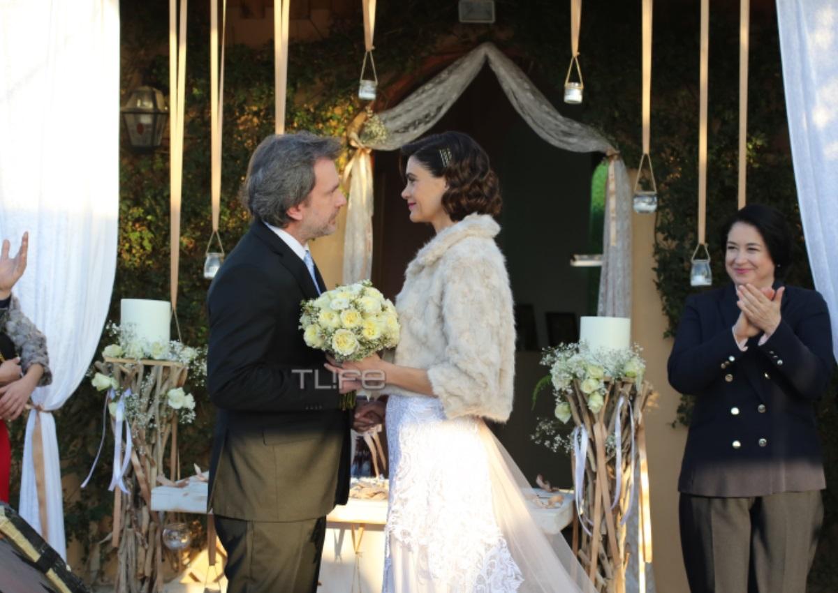 Συγκλονιστικό επεισόδιο σήμερα στην «Επιστροφή»: Ο γάμος της Έλενας και του Πέτρου – Φωτογραφίες   tlife.gr