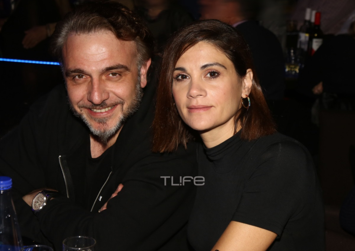Άννα Μαρία Παπαχαραλάμπους – Φάνης Μουρατίδης: Δέκα χρόνια μαζί και απόλυτα ερωτευμένοι! Πού διασκέδασαν[pics] | tlife.gr