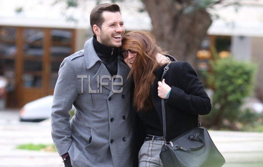 Φιλίτσα Καλογεράκου – Γιάννης Ζαραφωνίτης: Αγκαλιά κι ερωτευμένοι… βόλτα στη Γλυφάδα! [pics] | tlife.gr