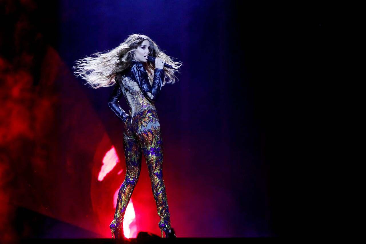 Ελένη Φουρέιρα: Θα πραγματοποιήσει εμφάνιση-έκπληξη στη σκηνή της Eurovision 2019;