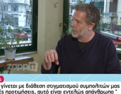 Ο Παύλος Γερουλάνος απαντά για το δημοσίευμα σχετικά με τον Απόστολο Γκλέτσο | tlife.gr