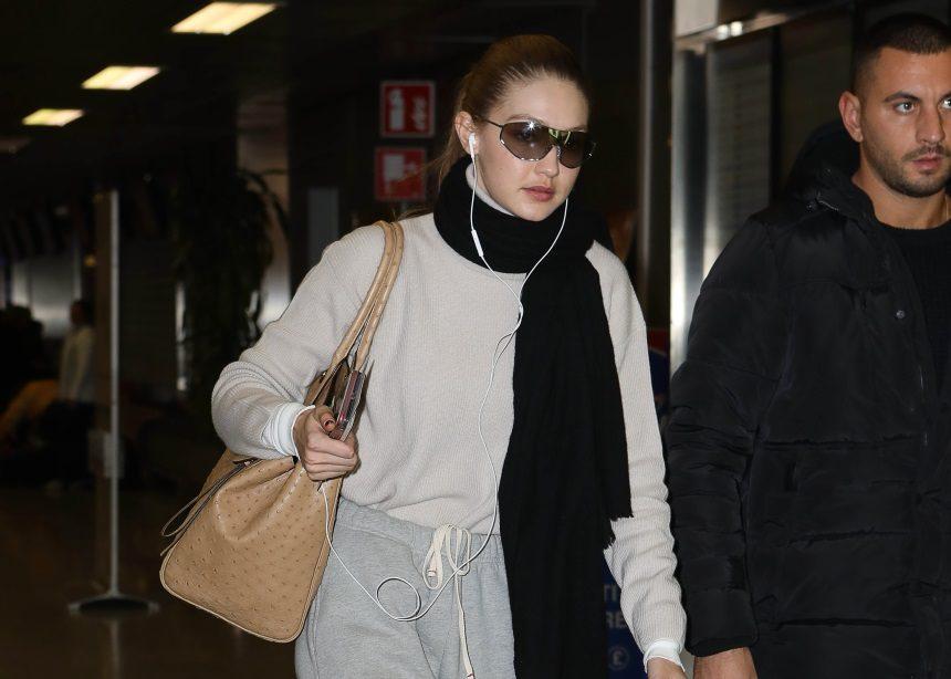 Η Gigi Hadid φοράει το πιο άνετο και stylish πουλόβερ (hint: ξέρουμε που θα το βρεις) | tlife.gr