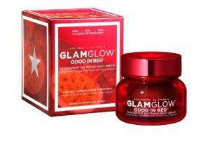Ενυδατική κρέμα προσώπου Glam Glow Good in Bed