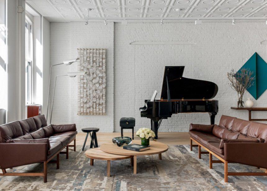 Grand Street Loft: Το εκλεπτυσμένο διαμέρισμα στην καρδιά του Soho που θα σε συναρπάσει | tlife.gr