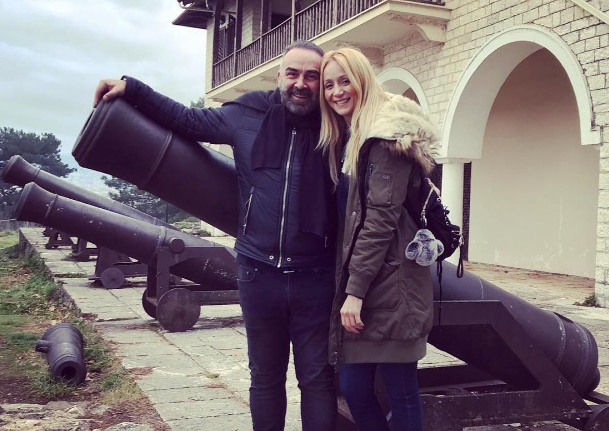 Γρηγόρης Γκουντάρας: Η γλυκιά ανάρτηση του για την επέτειο γάμου με την Νάταλι Κάκκαβα! | tlife.gr