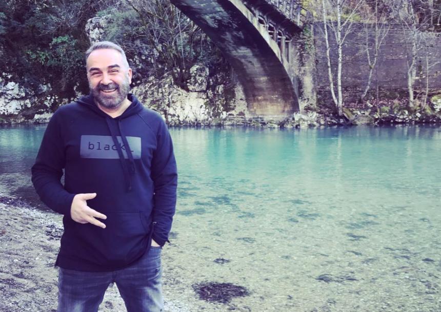 Γρηγόρης Γκουντάρας – Νάταλι Κάκκαβα: Χειμερινή απόδραση στην Κρήτη | tlife.gr