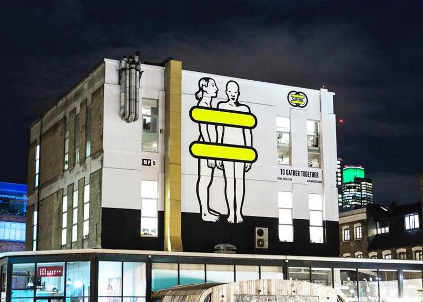 To Gather Together: Τα νέα εκπληκτικά murals του οίκου Gucci παλεύουν για την ισότητα των φύλων   tlife.gr