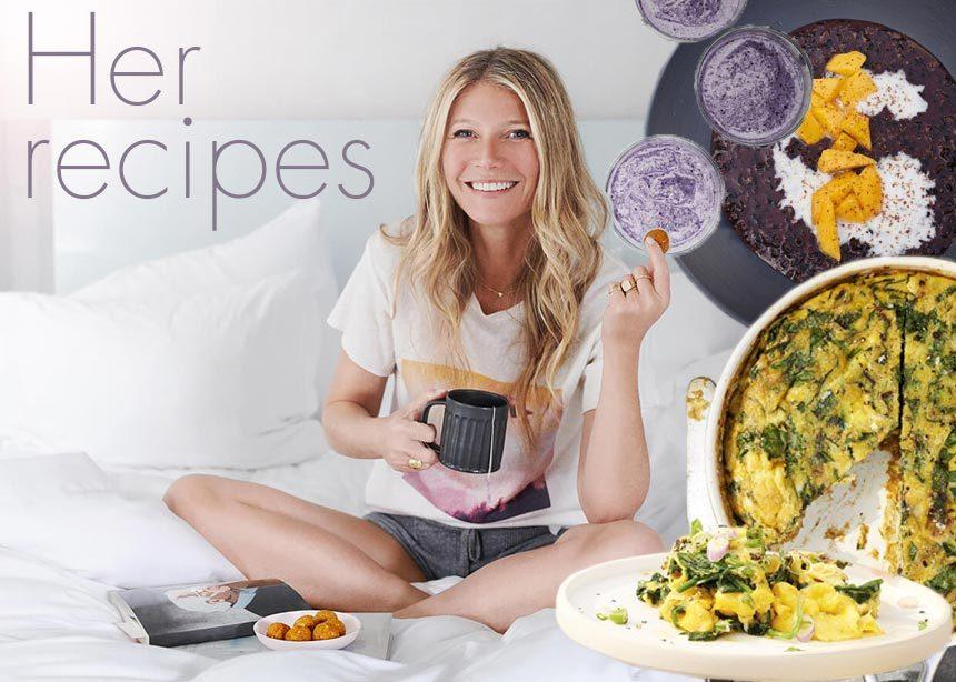 Υγιεινό και light brunch! Η Gwyneth Paltrow προτείνει 4 συνταγές που μπορείς να φτιάξεις στο σπίτι σου | tlife.gr