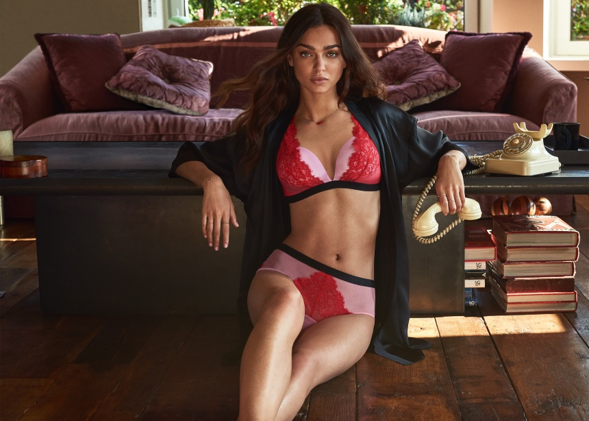 Valentine's Day: η sexy συλλογή εσωρούχων της Intimissimi για τη γιορτή των ερωτευμένων | tlife.gr