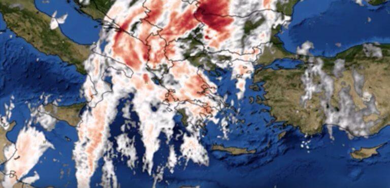 Καιρός: Κακοκαιρία από την Λιβύη με καταιγίδες χωρίς προηγούμενο | tlife.gr